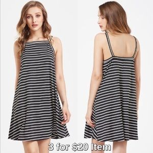Dresses & Skirts - Last 2! Striped Swing Shift Dress